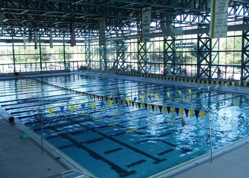 Doyle Aquatic Center in Clearwater, Florida