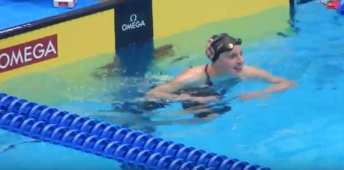 NCAAs women ledecky