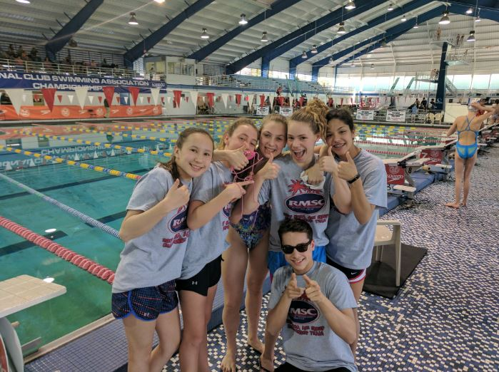 NCSA AGC 2017 girls 1