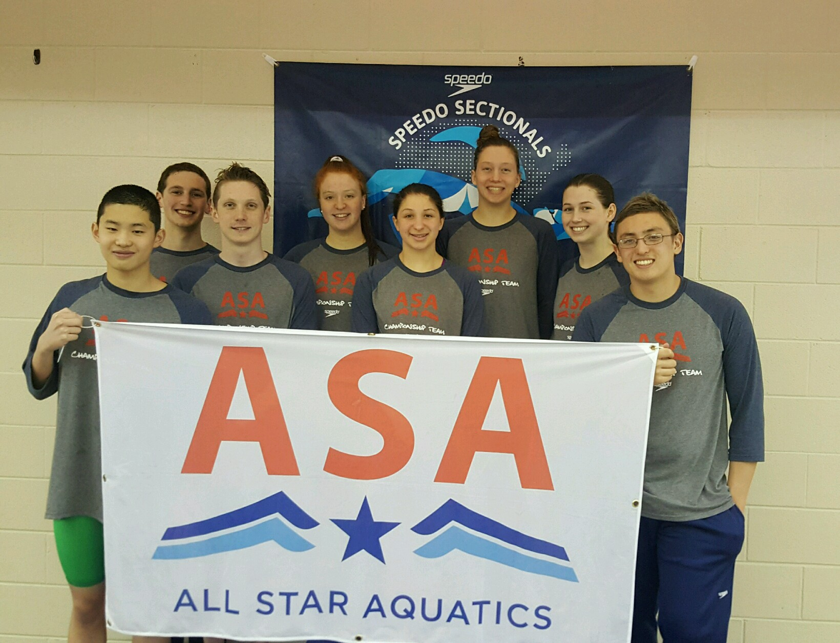 ASA's Sectionals Team