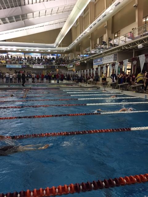 Sectional - Christiansburg VA pool